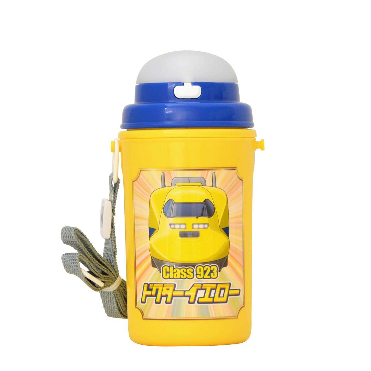 923形ドクターイエローストロー保冷水筒