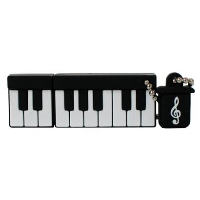 ピアノ鍵盤型USBメモリ
