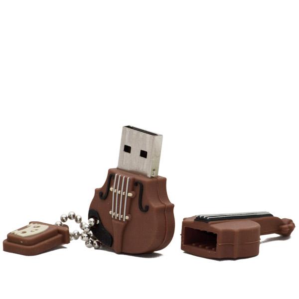 バイオリン型USBメモリ