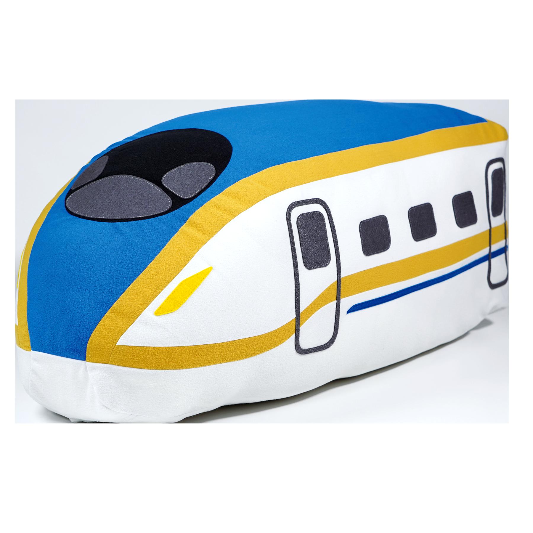 ふとんdeクッション(布団収納カバー)E7系かがやき(北陸新幹線)