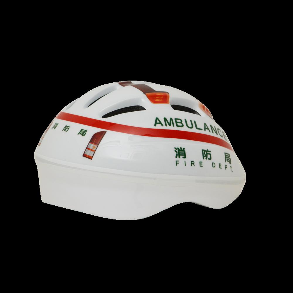 救急車ヘルメット